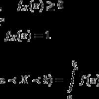 توزیع های احتمالی گسسته
