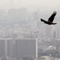 آلودگی هوا و پدیده وارونگی