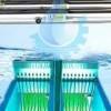 بکارگیری اشعه درگندزدایی آب