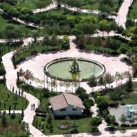 طراحی شهری فضای سبز