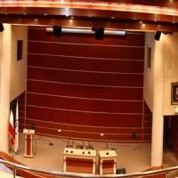 استانداردهای فضاهای شاخص آمفی تئاتر