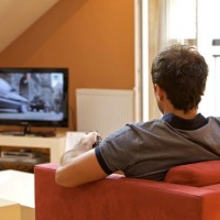 میزان تماشای تلویزیون در افراد