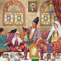 ویژگیهای ایران در قدیم